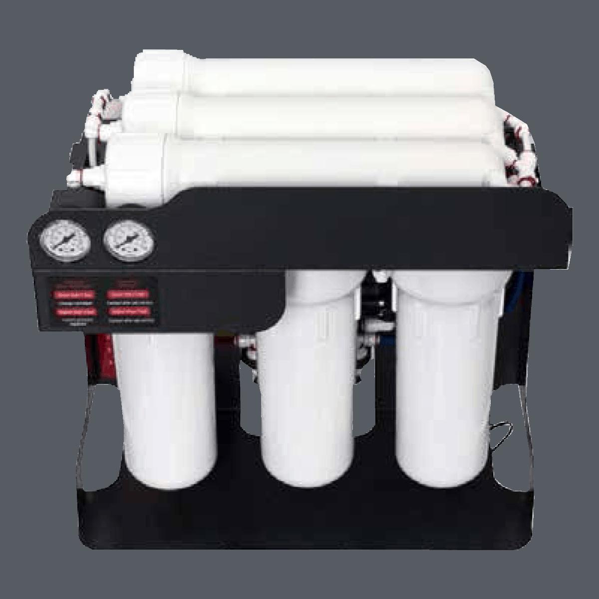 Omvänd OSMOS för att rena ditt vatten från bland annat flourid
