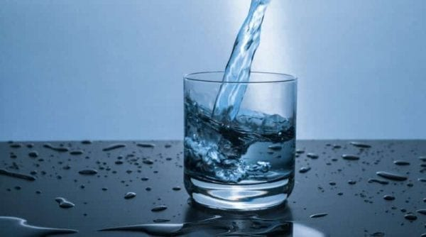 Vattenanalys som kollar de vanligaste felen inklusive vissa tungmetaller